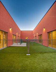 Animal Shelter Play Yard...please help fund shelters so every single one has a yard play area