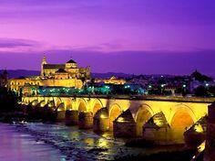 Spain - Roman bridge in Cordoba