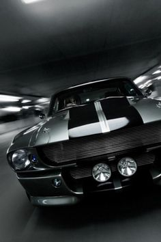 'Eleanor' From Gone In 60 Seconds Sold For $1.1 Million!   1969 Mustang. The gold standard.   lessonator.com