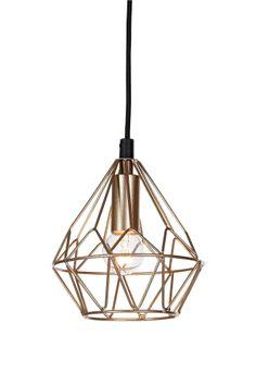 Diamant lamp Ellos