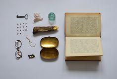 teachingliteracy:    Objects (by BeTheWarPaint)