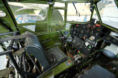Ww2 Aircraft, Military Aircraft, Bristol Blenheim, De Havilland Mosquito, Aircraft Interiors, Ww2 Planes, Vintage Airplanes, Flight Deck, Aircraft Pictures