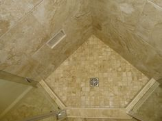Custom tiled shower by Renovisions   http://www.renovisionsinc.com