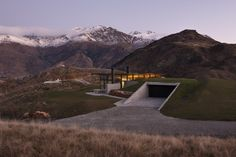 remash: queenstown house ~ ponting fitzgerald