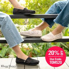 Our classic silhouette plus newly minted features like a high-traction outsole and a new and improved sole featuring extra thick cushioning that keeps feet happier for longer. Sunglasses Shop, Womens Toms, Your Shoes, Floral Lace, Casual Shoes, Slip On, Man Shop, Classic, Sneakers
