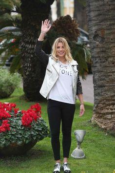 Sanremo, guarda che trio: Conti, Emma, Arisa - Spettacoli - Repubblica.it