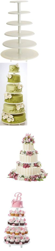 Wedding Cake Stands And Plates 102424 Wilton 307 892 Towering Tiers Cupcake