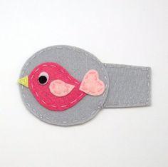 Handmade fun lazy eye patch felt eye patch