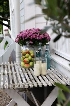 LILLA VILLA VITA: Trädgårdslördag