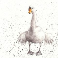 Goose by Wrendale Designs