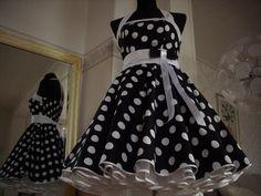 50er-Jahre-Kleid Tamara von Schneiderei Heike Borchers auf DaWanda.com