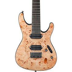 ibanez s series s770pb electric guitar poplar burl natural flat guitars for me guitar. Black Bedroom Furniture Sets. Home Design Ideas