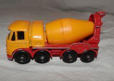 Vintage Matchbox Lesney 21 Foden Concrete Mixer | eBay 1980 Toys, Concrete Mixers, Nostalgia, Addiction, 21st, Cars, Vintage, Ebay, Autos