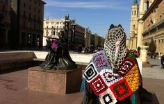 Terrorismo urbano en Zaragoza: la guerrilla del ganchillo
