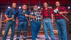 Canadian Lumberjack's are No More | MouseHub.com