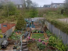 Crps, Allotment, Raised Beds, Garden Bridge, Life Is Good, Outdoor Structures, Flower Beds, Life Is Beautiful