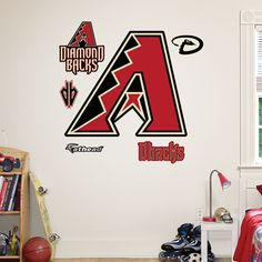 Arizona Diamondbacks Primary Logo