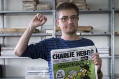 Not forgotten: CHARLIE HEBDO: We do caricatures of everyone, and above all every week, and when we do it with the Prophet, it's called provocation. - Stéphane Charbonnier, editor of Charlie Hebdo Satire, Caricatures, Georges Wolinski, Le Bataclan, Religion, Charlie Hebdo, The Secret History, Conservative Politics, Freedom Of Speech
