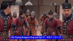 Six Flying Dragons Eng sub Ep 17 - 육룡이 나르샤 17