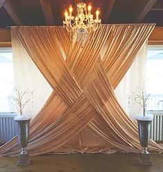 40 DIY wedding decor ideas - beautiful wedding decorations to make yourself - Hochzeitsdeko Ideen - Trendy Wedding, Dream Wedding, Wedding Day, Wedding Simple, Wedding Back Drop Ideas, Unique Wedding Colors, Wedding Church, Nontraditional Wedding, Wedding Summer