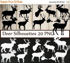 Chalboard Deer clipart: ANTLERS CLIP ART Antlers clipart deer clip art weeding clipart Silhuettes clip art invites clip art commercial  You will receive: -20 individual PNG images (10 black and 10 light) - PNG format with a transparent background - High resolution (300dpi) -1 Chalkboard background 12x 12 300 dpi -1 Wood background 12x 12 300 dpi  Use for Scrapbooking, Cardmaking, Handmade Stationery, Invitations, Place Cards, Tags, Wrapping Paper, Books and Journals Hardcovers, Jewelry…