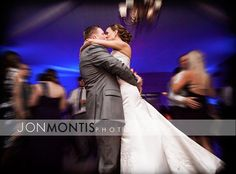 www.JonMontisPhotography.com Danielle And Mike - Davis Island Wedding