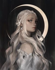 """"""" I really love painting 🌺"""" Female Character Inspiration, Female Character Design, Character Creation, Character Art, Dark Fantasy Art, Fantasy Girl, Fantasy Artwork, Fantasy Characters, Female Characters"""