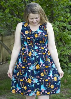 Alegria dress via The Village Haberdashery