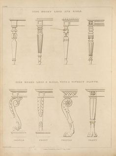 cabinet-maker and upholsterer's guide : being a...