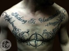 1000 images about tattoos on pinterest scripts chest for Chest tattoo prices