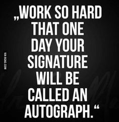 Quotes For Life-Work Hard- B. Lovely Events