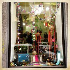 #lafemmemimi #fashion #designer #womensfashion #prague #window