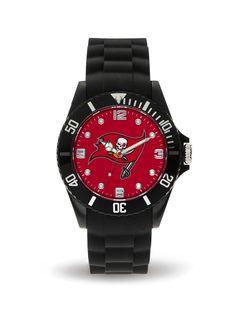 New! Tampa Bay Buccaneers Rico Sparo Spirit Watch - #TampaBayBuccaneers