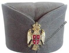 The Šajkača is the Serbian national hat or cap. Traditionally worn by men in the Serbian countryside, the hat is named after Serb river troops known as Šajkaši, who protected the Austrian Empire against the Ottoman Turks in the 18th century.