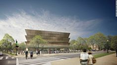 National Museum of African American History and Culture, Washington D.C. Anticipated opening 2016