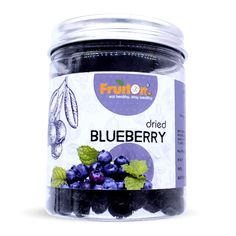 Buy Dried Blueberry Online from one of the best dried fruits online Fruiton which bring you the best quality dried berries online. Dried Berries, Dried Blueberries, Best Dried Fruit, Dry Fruits Online, Blueberry, Canning, Healthy, Stuff To Buy, Food