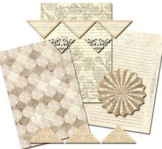 PaperWhimsy Product:Francais Suite III JPG PNG