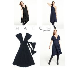 HATCH by twobirds (before, during, after pregnancy collection)