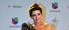 La ex Miss Universo Alicia Machado retoma su carrera musical