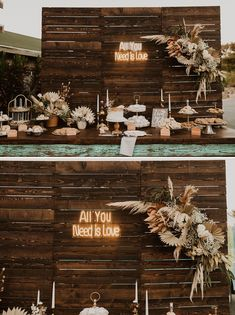 A beautiful summer boho, minimalistic wedding at Holland Ranch in San Luis Obispo, California. Ranch, Wedding Desert Table, Boho Chic, Lace Bride, Wedding Activities, Boho Wedding, Sedona Wedding, Wedding Rings, Groom Style