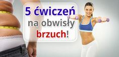 5 ćwiczeń na obwisły brzuch! | esylwetka.pl Health And Wellness, Health Fitness, Quotes And Notes, Fitness Planner, Karate, Personal Trainer, Get Started, Fitness Inspiration, Mantra