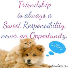 FRIENDS | Hugs & Friendship | Friendship Quotes, Dear friend
