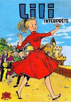 Lili N°17 - Lili interprète