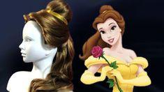 実写版「美女と野獣」ベルのハーフアップ 髪型の作り方 Jasmine Hair, Disney Princess Hairstyles, Aladdin And Jasmine, Hair Arrange, Cinderella, Disney Characters, Hair Styles, Anime, Fashion