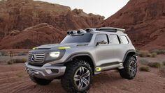 Mercedes Ener-G-Force – Die Zukunft der G-Klasse #Luxusauto #Luxurycar  #Supercar #Nobelio  #HighwayPatrol #MercedesBenz #EnerGForce