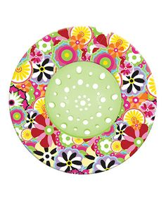 Take a look at this Green Citric Sink Strainer by Boston Warehouse on #zulily today!
