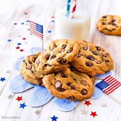 feed_image Aquafaba, Chocolate Chip Cookies, No Bake Cookies, Baking Cookies, Cookie Recipes, Sweet Treats, Sweets, Cooking, Desserts