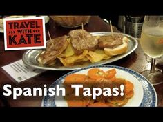 ▶ How Locals Do Tapas in Spain on Travel with Kate - YouTube