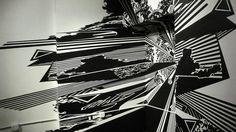 2012 - KENZO MINAMI - Vanishing Point mural