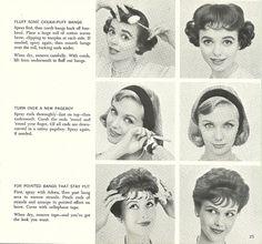 vintage styles 1950s 1960s